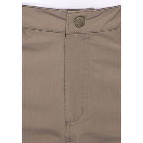 The North Face Exploration Pantaloni convertibili lungo Uomo, weimaraner brown